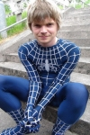 Gordon (Spider-Man suit | 06-06-2013)