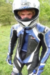 Gordon (RST Pro Series 1 Piece Leather Suit | 20-09-2012)