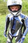 Gordon (RST Pro Series 1 Piece Leather Suit | 20-09-2012)