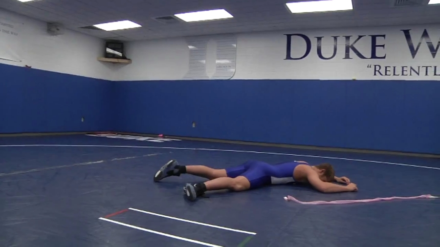Save Olympic Wrestling – Duke Wrestling (screen dump 35)