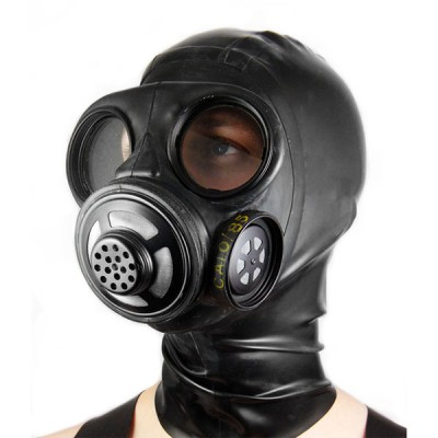 Danish Gas Mask Hood